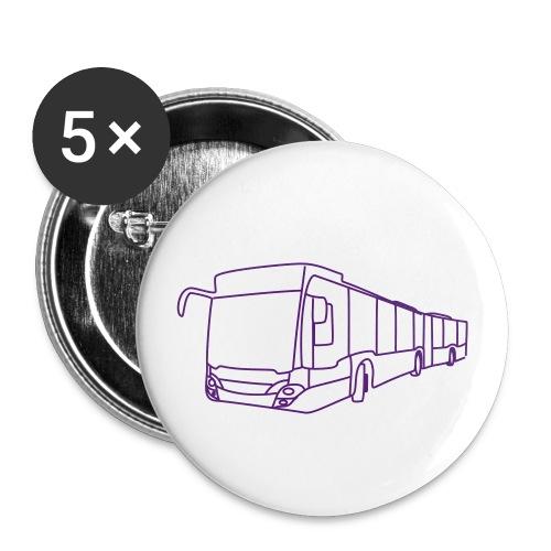 Der neue Citaro - Buttons klein 25 mm