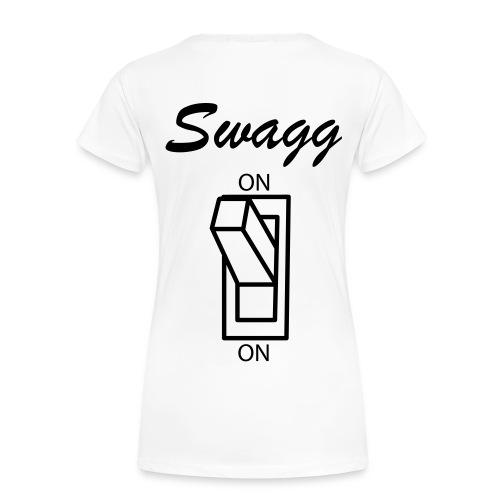 SWAG Til Kvinder - Dame premium T-shirt