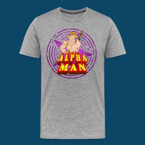 Alpha Shirt - T-shirt Premium Homme