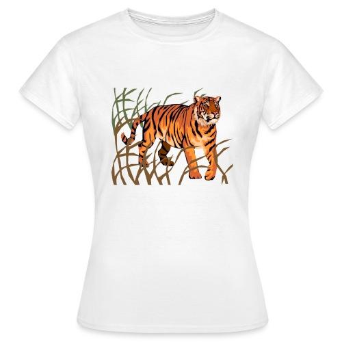 T- skjorte Dame - T-skjorte for kvinner