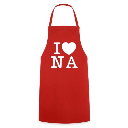 I Love Naples Grembiule  - Grembiule da cucina