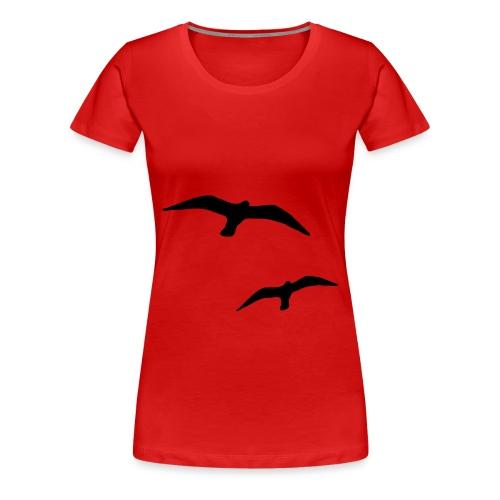 Women's Free Birds - Women's Premium T-Shirt