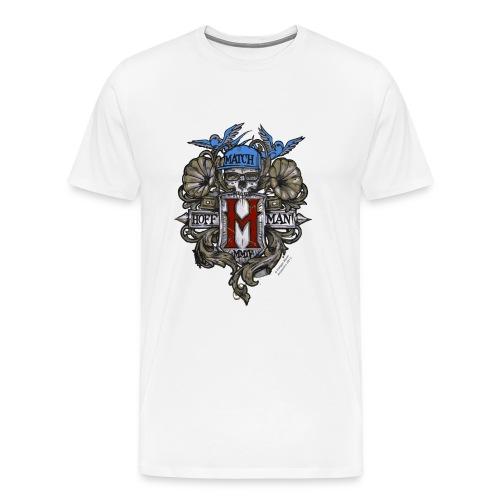 Match Hoffman - Männer Premium T-Shirt