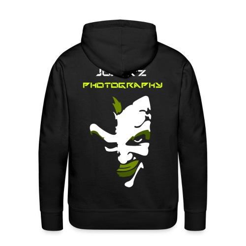 JokerZ Sweat Homme - Sweat-shirt à capuche Premium pour hommes