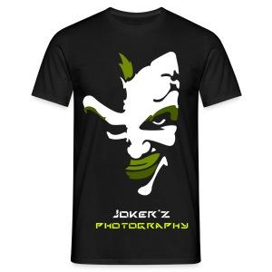 JokerZ T-shirt Homme - T-shirt Homme