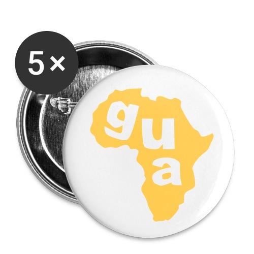 Gua Africa Badges - Buttons medium 32 mm