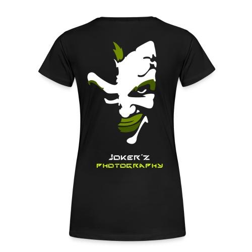 JokerZ T-shirt femme - T-shirt Premium Femme