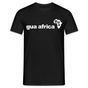 Gua Africa Mens Logo T-Shirt - Men's T-Shirt