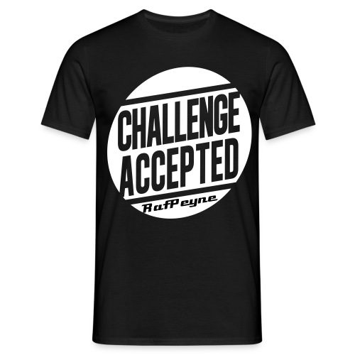 Challenge Accepted ! - T-shirt Homme