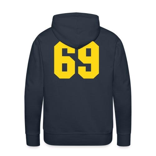 69 - Männer Premium Hoodie