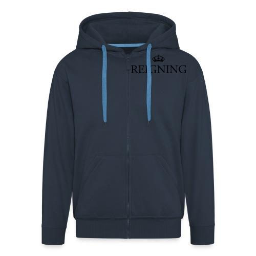 Reigning Hoodie - Men's Premium Hooded Jacket