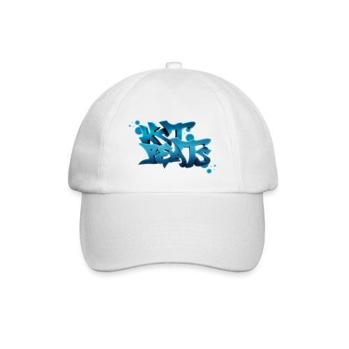 KsT Cap Blue Graffiti - Baseballkappe