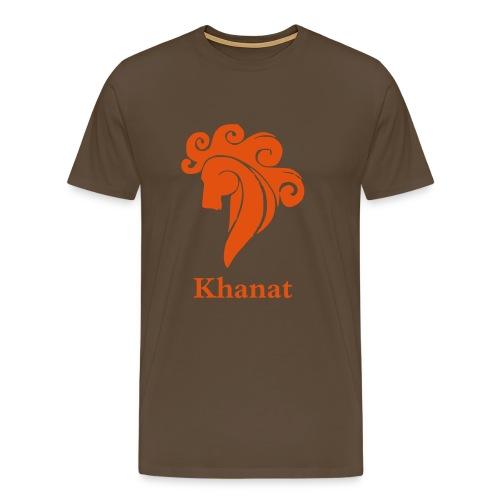 Khanat SC Shirt - Männer Premium T-Shirt