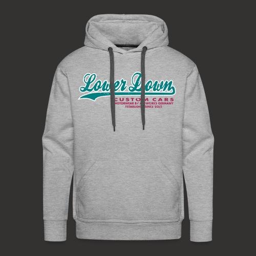 LOWERDOWN CLASSIC - Männer Premium Hoodie