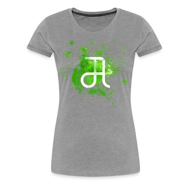 Glyphe Grün ♀