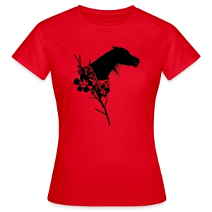 Arabermotiv - Frauen T-Shirt