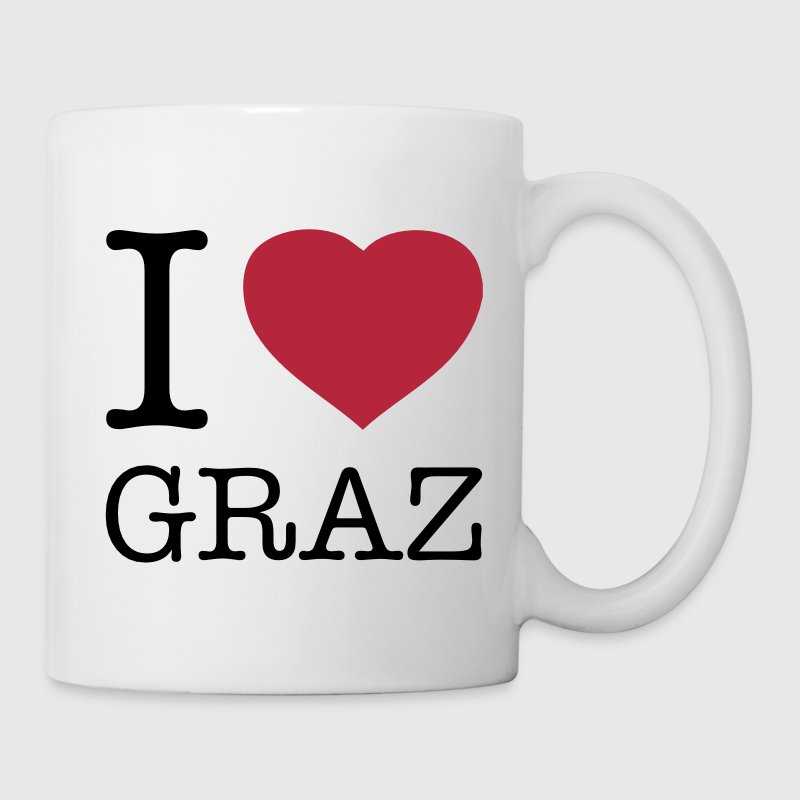I LOVE GRAZ Bottles & Mugs - Mug