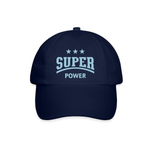 Super Power (Sports) Baseball Cap - Baseball Cap