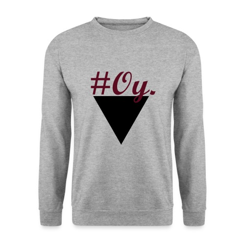#oy-triangle-sweater - Männer Pullover
