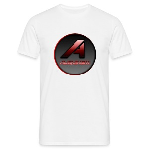 Alquinex - cricle 2. White - T-shirt Homme
