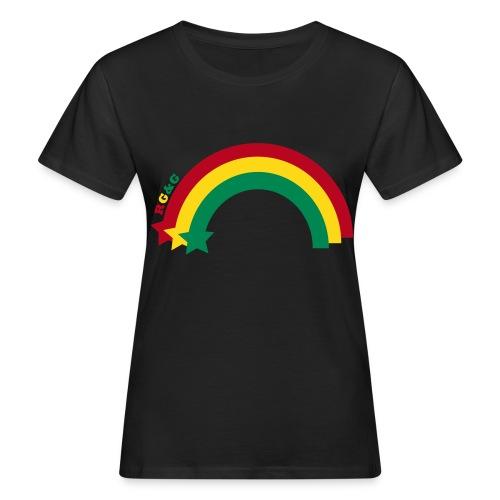 Rainbow T-Shirt - Women's Organic T-Shirt
