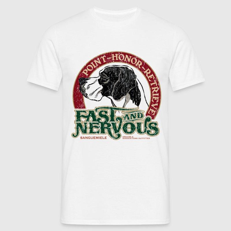 Black Pointer Fast T Shirt Spreadshirt