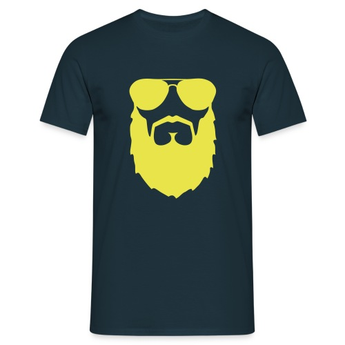 fear the beard! - T-Shirt - Männer T-Shirt