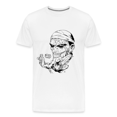 Voodoo Game of Death - T-shirt Premium Homme