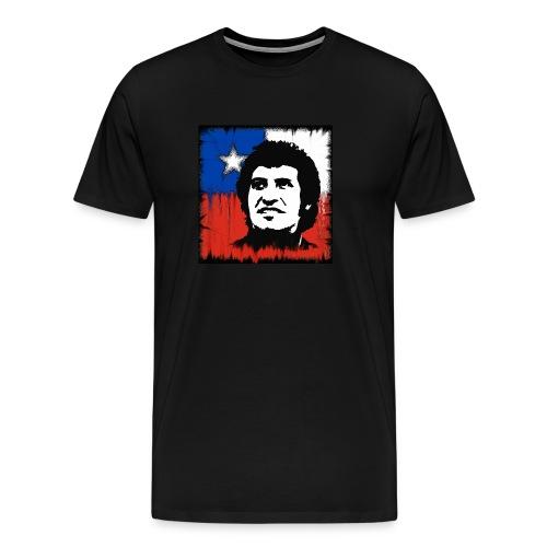 Victor Jara Chile - Männer Premium T-Shirt