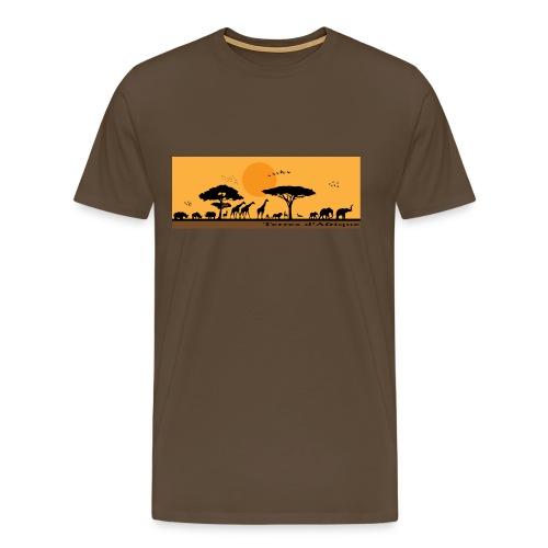T-Shirt Terres d'Afrique 1 - T-shirt Premium Homme