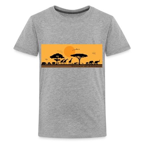 T-Shirt Terres d'Afrique 1 - T-shirt Premium Ado