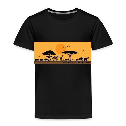 T-Shirt Terres d'Afrique 1 - T-shirt Premium Enfant