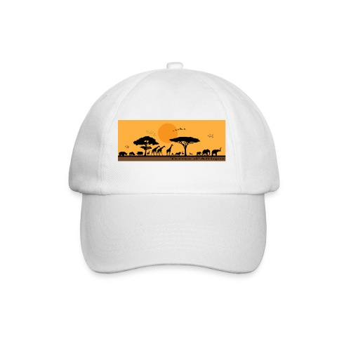 Casquette Terres d'Afrique 1 - Casquette classique