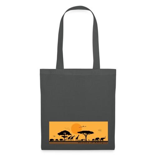 Sac Terres d'Afrique 1 Couleur - Tote Bag