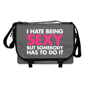 I Hate Being Sexy - Shoulder Bag - Shoulder Bag