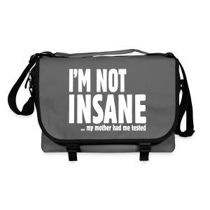 NOT INSANE - Shoulder Bag - Shoulder Bag