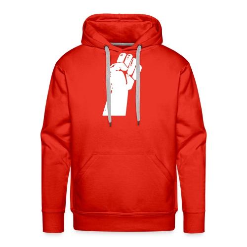 Pflicht-Pullover - Männer Premium Hoodie
