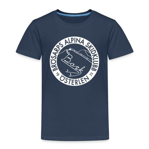 T-shirt emblem (barn) - Premium-T-shirt barn