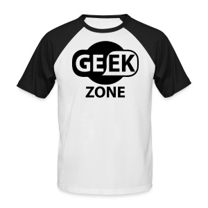 Geek Zone - Men's Baseball T-Shirt
