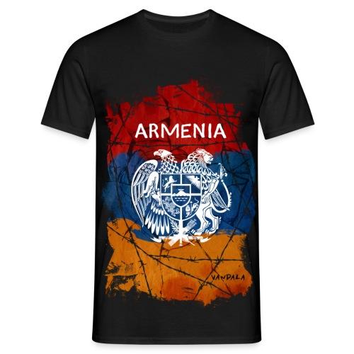 Armenia - Männer T-Shirt