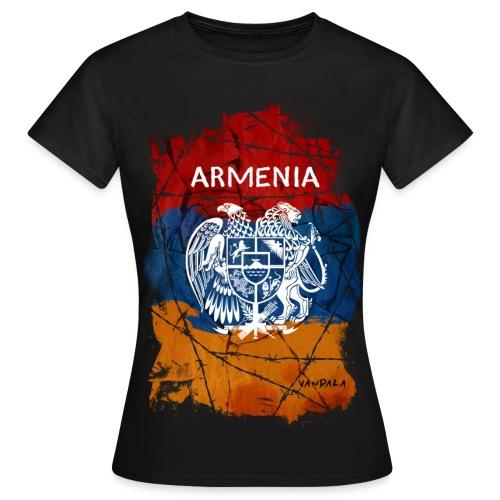 Armenia (women) - Frauen T-Shirt