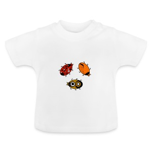 burn-in-fashion - Baby T-Shirt