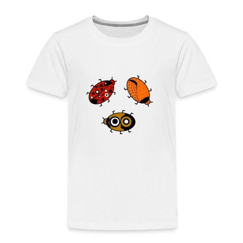 burn-in-fashion - Kinder Premium T-Shirt