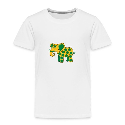 burn-in-fashion - Kinder Premium T-Shirt