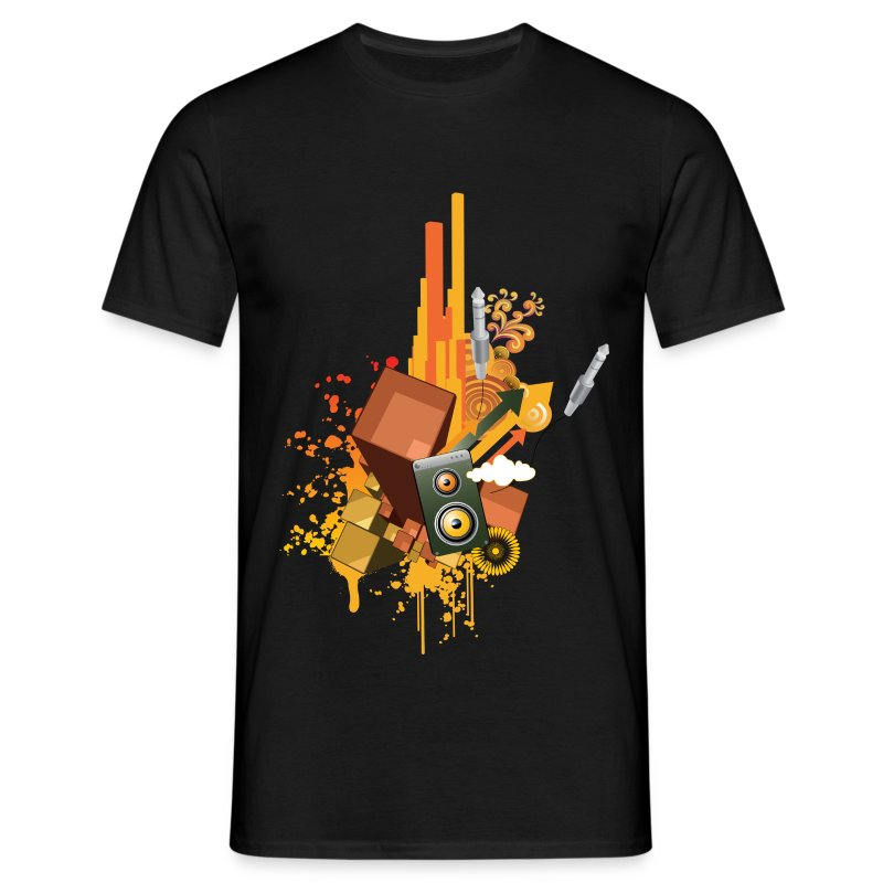 Party Beats - Classic Shirt - Men's T-Shirt