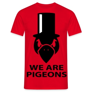 Colm Pigeon Mens shirt  - Men's T-Shirt
