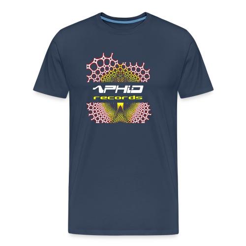 Aphid - Fractal Design (Male)  APHIDTS001 - Men's Premium T-Shirt