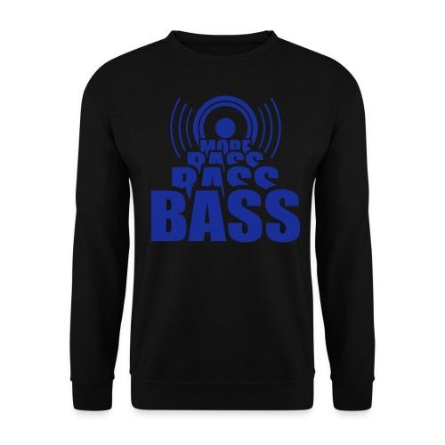 More Bass Men's Sweatshirt - Men's Sweatshirt
