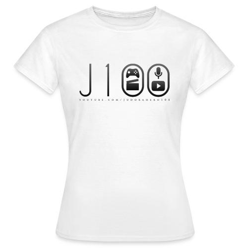 J100 Shirt Girl-Edition - Frauen T-Shirt