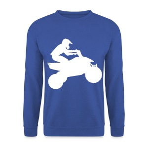 Motorbike Sweatshirt By Russel - Men's Sweatshirt